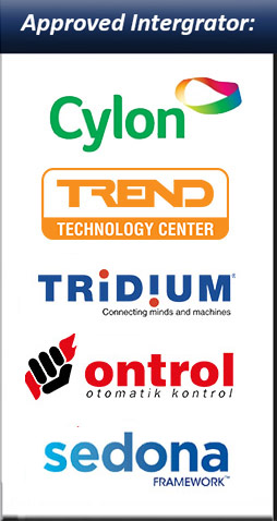 Manutec approved for Cylon, Trend, Tridium, Ontrol and Sedona